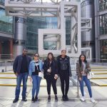 Students at Channel 4